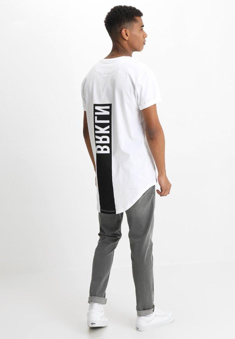 YOURTURN - Print T-shirt - bright white