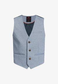 WE Fashion - Suit waistcoat - light blue - 0