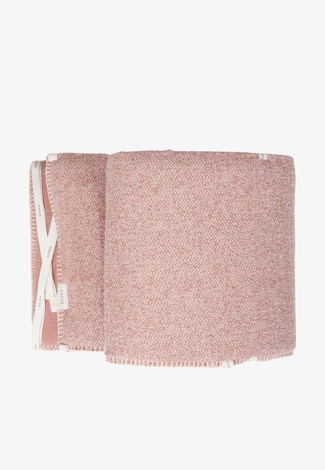 LAUFGITTERNEST VIGO - Play mat - old pink