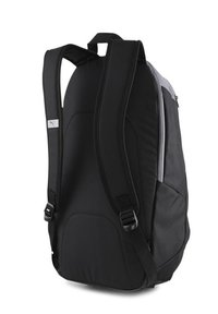 Puma - VALENCIA CF - Backpack - black-smoked pearl