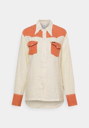 RUE  - Button-down blouse - ecru