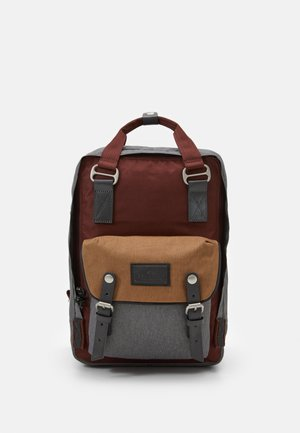UNISEX - Rucksack - brown/charcoal