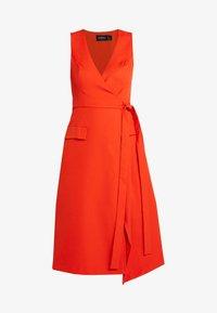 Mossman - JUST LIKE A DREAM DRESS - Day dress - tangerine - 5