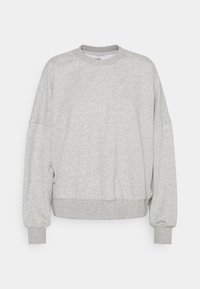 Cotton On - YOUR FAVOURITE CREW - Sweatshirt - mottled grey - 0