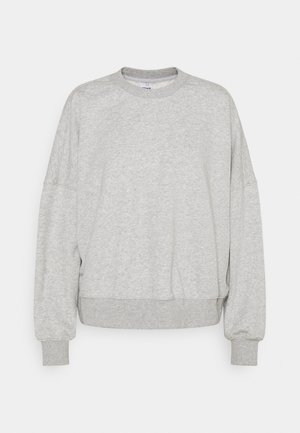 YOUR FAVOURITE CREW - Sweatshirt - mottled grey