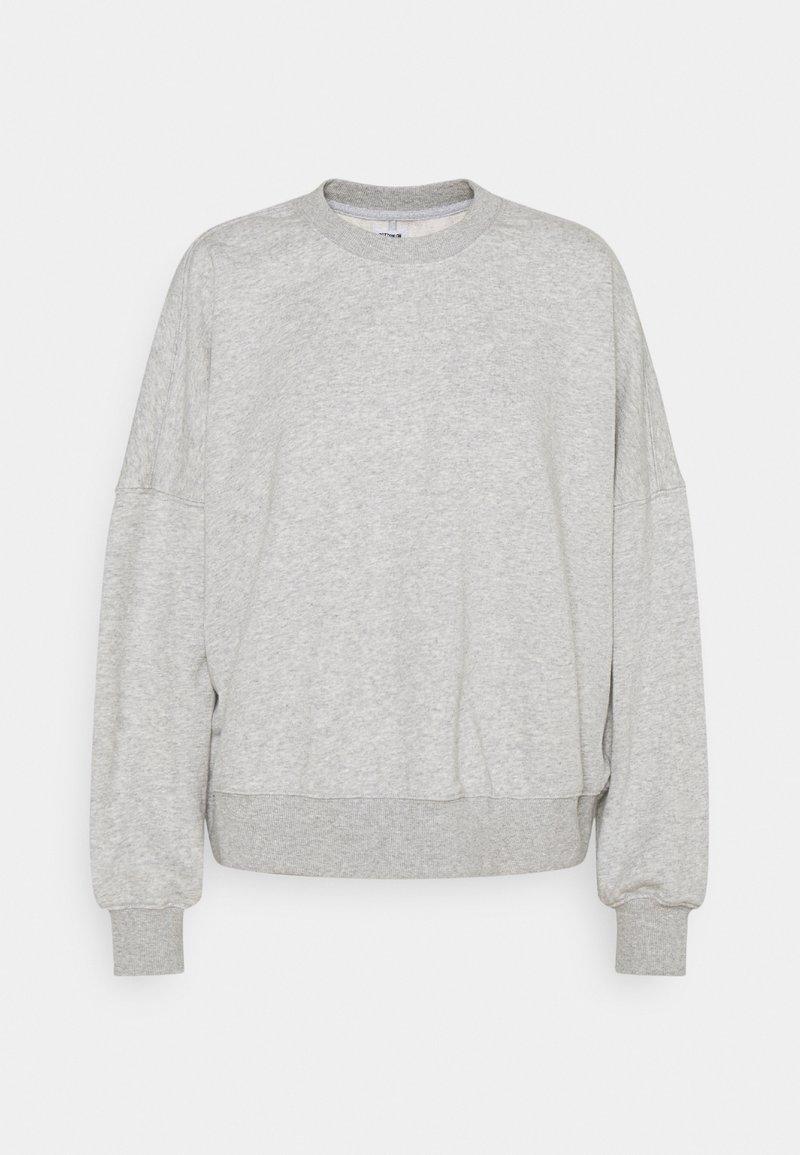 Cotton On - YOUR FAVOURITE CREW - Sweatshirt - mottled grey