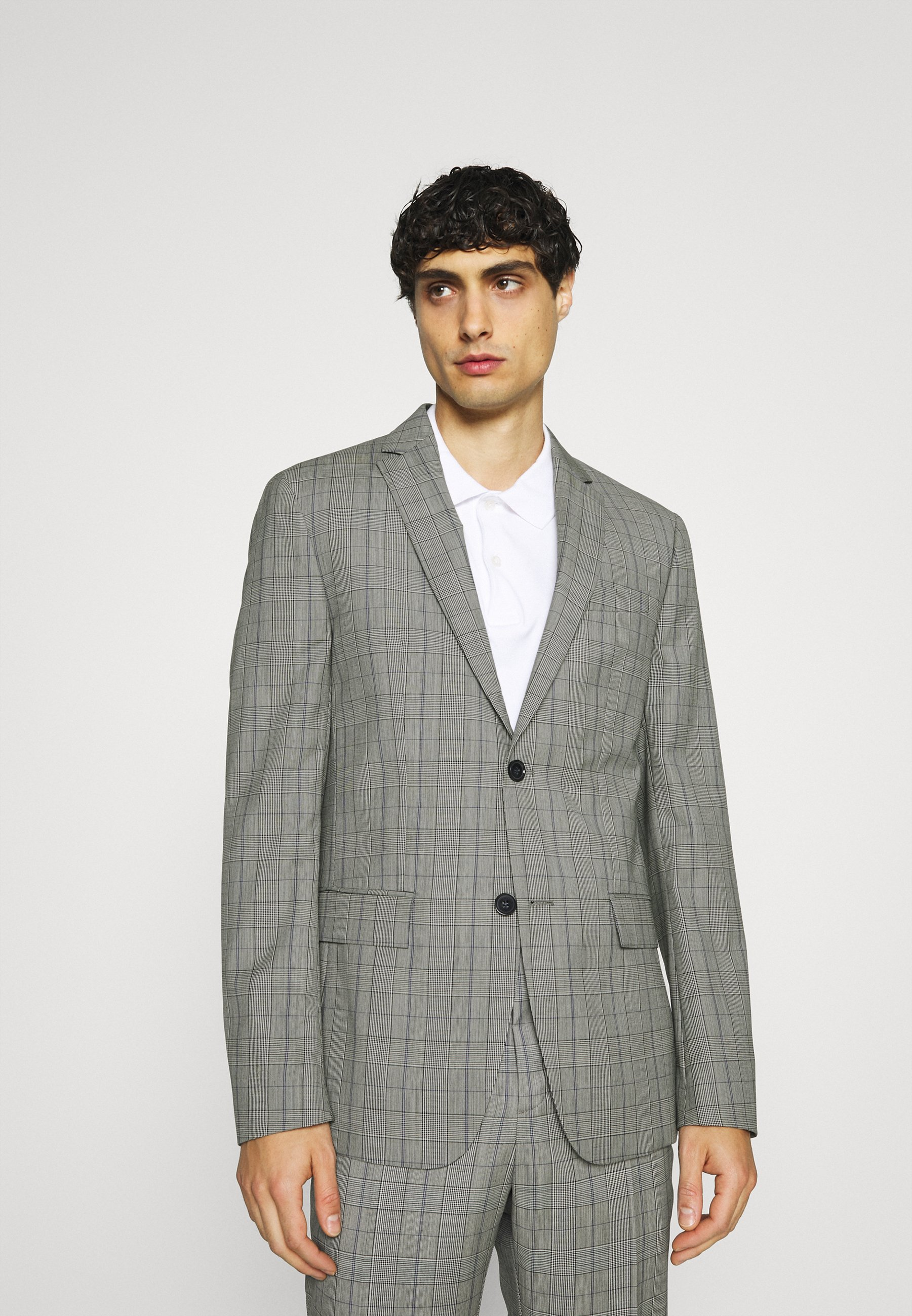 Men PRINCE OF WALES SUIT - Suit