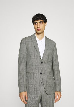 PRINCE OF WALES SUIT - Traje - grey