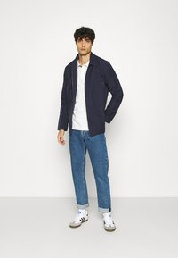 TOM TAILOR - BASIC WITH CONTRAST - Poloshirts - off white - 1