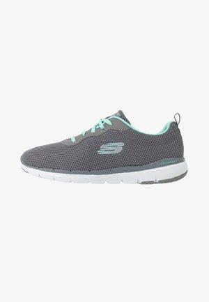 FLEX APPEAL 3.0 - Sneakersy niskie - gray/mint