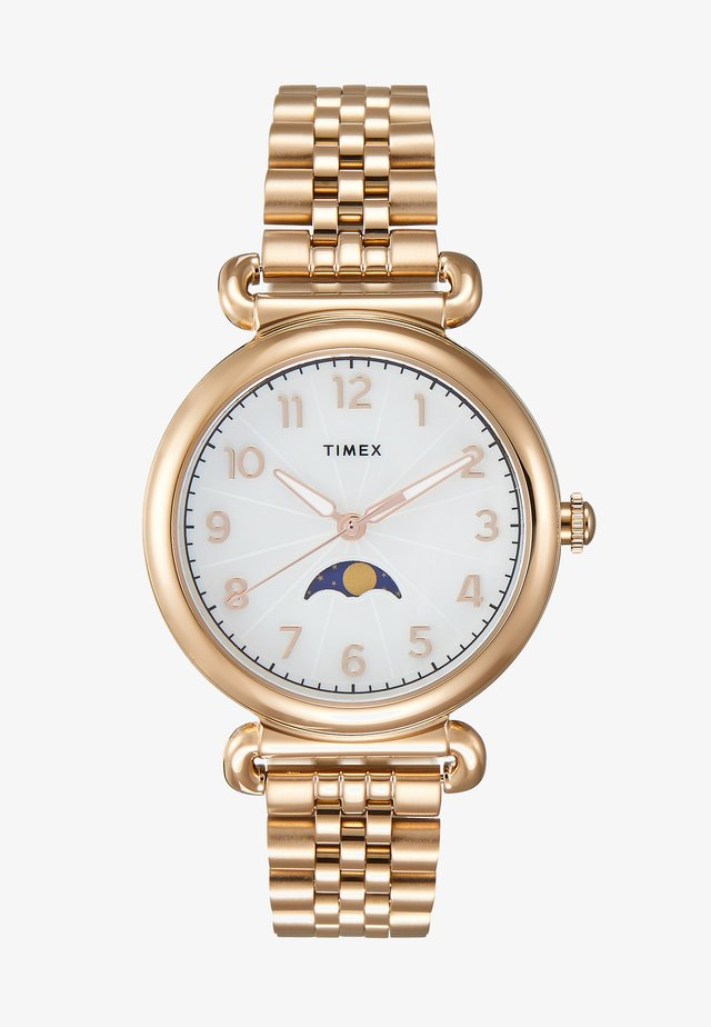 WOMENS MODEL MOP DIAL BRACELET - Horloge - rose gold-coloured