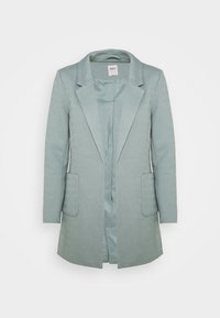 ONLY - ONLBAKER LINEA COATIGAN - Blazer - chinois green - 4