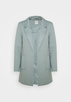 ONLBAKER LINEA COATIGAN - Blazer - chinois green