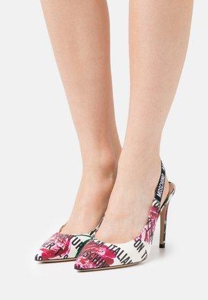 Classic heels - fantasy color