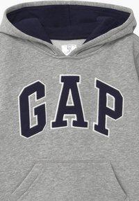 GAP - TODDLER BOY - Hoodie - light heather grey - 2