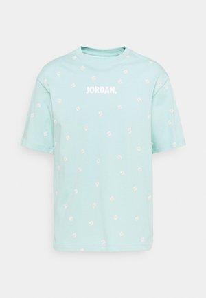 TEE - Print T-shirt - light dew