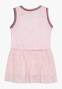 Lemon Beret - SMALL GIRLS SINGLET - Jersey dress - orchid pink - 1
