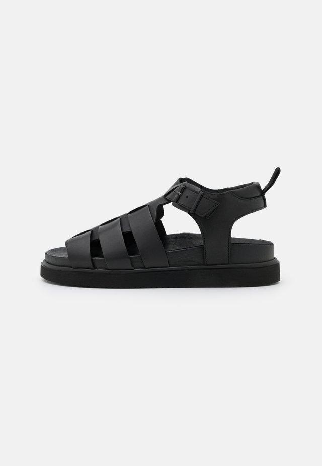 CORA - Sandaler - black