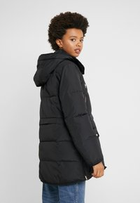 J.CREW - CHATEAU PUFFER - Winter coat - black - 2