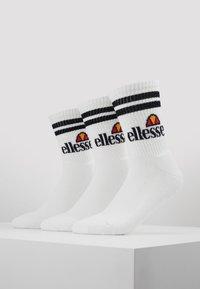 Ellesse - 3 PACK - Socks - white - 0
