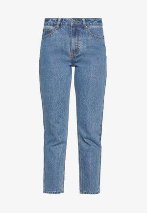 MOM ELDERBERRY - Jeans straight leg - elderberry