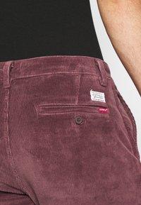 Levi's® - STD II - Spodnie materiałowe - sassafras - 4