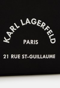 KARL LAGERFELD - GUILLAUME LAP SLEEVE - Briefcase - black - 4