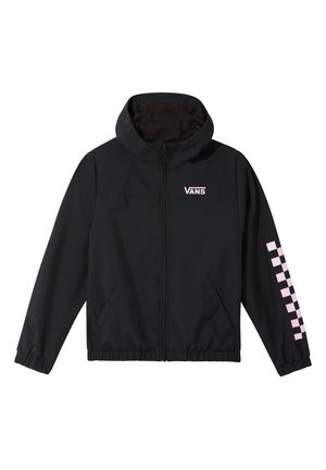 KASTLE CLASSIC WINDBREAKER - Summer jacket - black