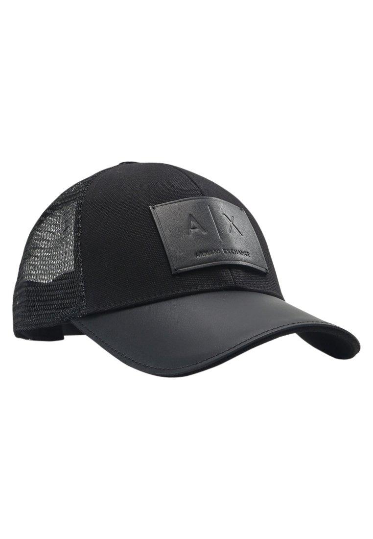 Uomo LOGO PATCH  - Cappellino - nero