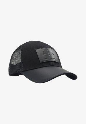 LOGO PATCH  - Cap - nero