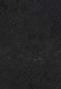 Even&Odd - 2 PACK - Top - black/light blue - 8