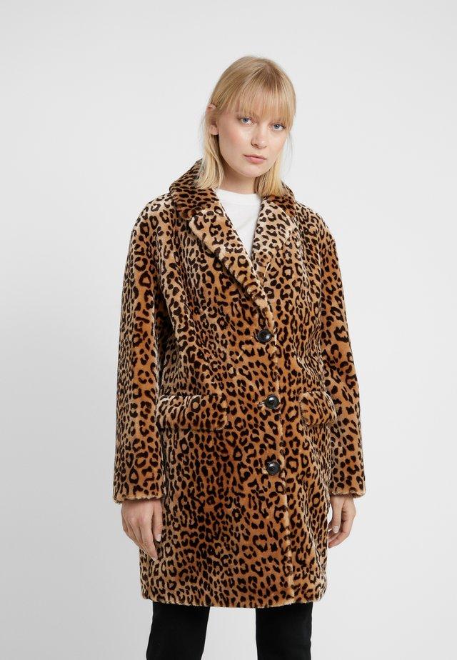 SASHA COAT - Krótki płaszcz - multi-coloured