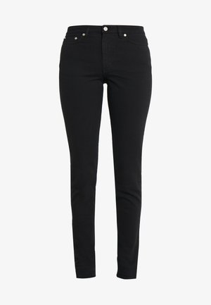 VICKY  - Džíny Slim Fit - black
