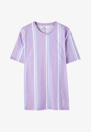 T-shirt imprimé - lila