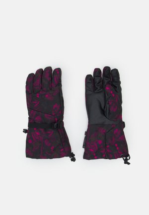 MONTANA FUTURELIGHT ETIP GLOVE - Gloves - roxbury pink halftone