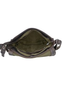 Greenburry - VINTAGE REVIVAL LEDER - Across body bag - braun - 4