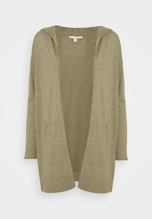Cardigan - light khaki