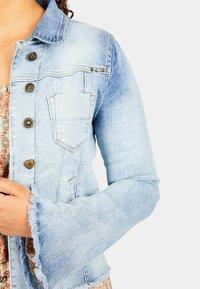 Isla Ibiza Bonita - SAN JUAN - Denim jacket - denim blue - 4