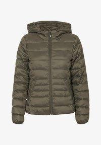 Vero Moda - Winter jacket - peat - 4