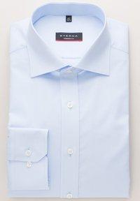 Eterna - FITTED WAIST - Shirt - blau - 4