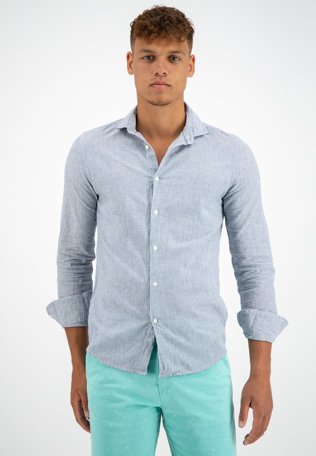 MEN JEPP - Camicia - amparo blue
