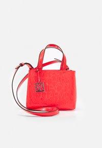 Armani Exchange - Handbag - sangria - 0
