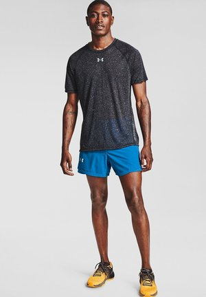 QUALIFIER  - Sports shorts - electric blue