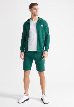 veste en sweat zippée - mid pine