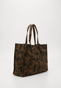 Coach - REXY IN SIGNATURE RAINBOW - Tote bag - brown - 1