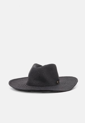 PANAMA HAT - Beach accessory - black