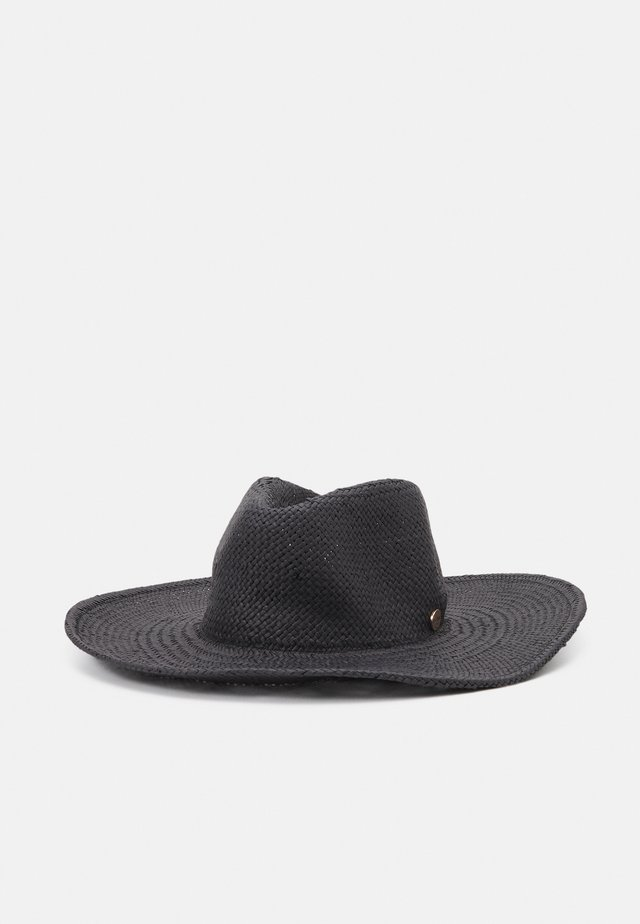 PANAMA HAT - Strandaccessoire - black
