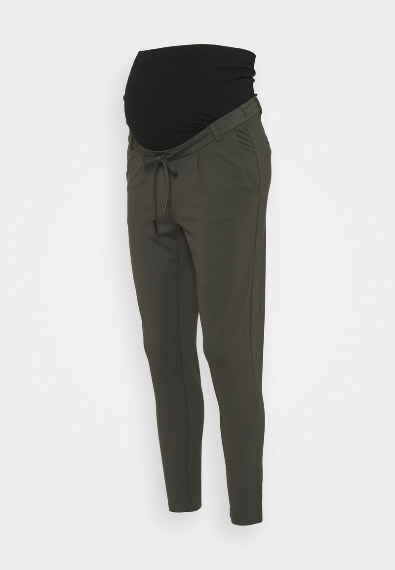 ONLY - OLMPOPTRASH EASY LIFE PANT - Bukse - peat