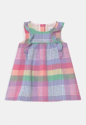 FAM SET - Shirt dress - bicoastal blue