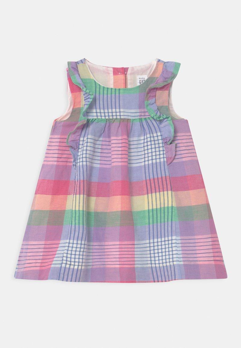 GAP - FAM SET - Shirt dress - bicoastal blue